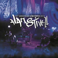 Alan Stivell 40th Anniversary Olympia 2012 -CD & DVD