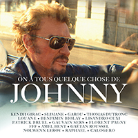 On a tous quelque chose de Johnny (Tribute to Johnny) On a tous quelque chose de Johnny (Tribute to Johnny) CD