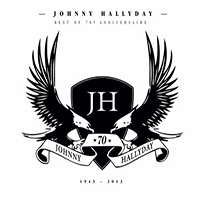Johnny Hallyday Best Of 70 Anniversaire