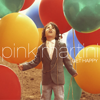 Pink Martini Get Happy - LP