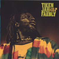 Tiken Jah Fakoly Live in Paris