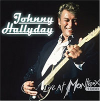 Johnny Hallyday Live At Montreux 1988 (2CD & DVD)