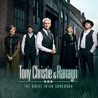 Tony  Christie The Great Irish Songbook - Signed Pre-Order Copies Only