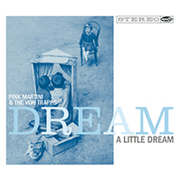 von Trapps Dream A Little Dream - LP