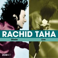 Rachid Taha Two On One: Diwan plus Live CD